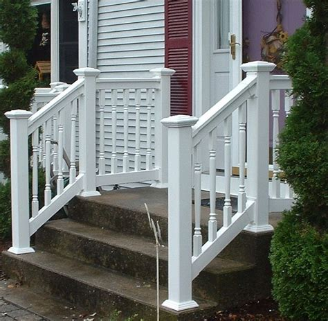 Vinyl Handrails For Stairs best 25 vinyl railing ideas on vinyl deck railing vinyl deck and deck with pit