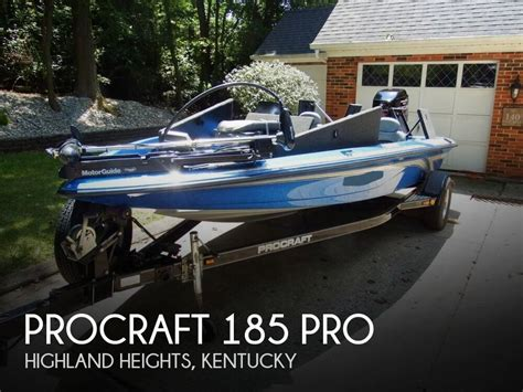 boat trailer parts bass pro 1999 procraft 185 pro bass boat detail classifieds
