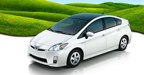Toyota Hybrid Car Pages Driving It Green Beyond Prius