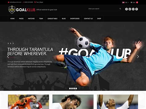 themes wordpress free sport 20 best sports wordpress themes 2016 athemes