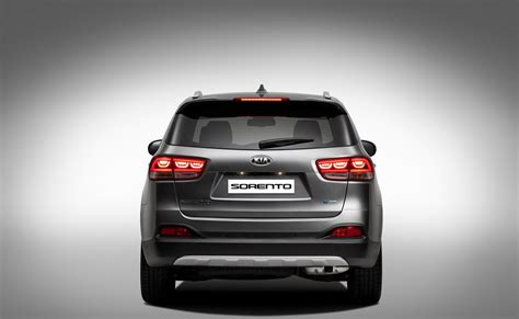 Kia Suvs Reviews 2016 Kia Sorento Reviews Price Release Date Specs