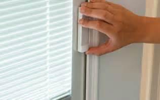 American Craftsman Patio Door Doorglass Built In Blinds Severe Weather Door Glass