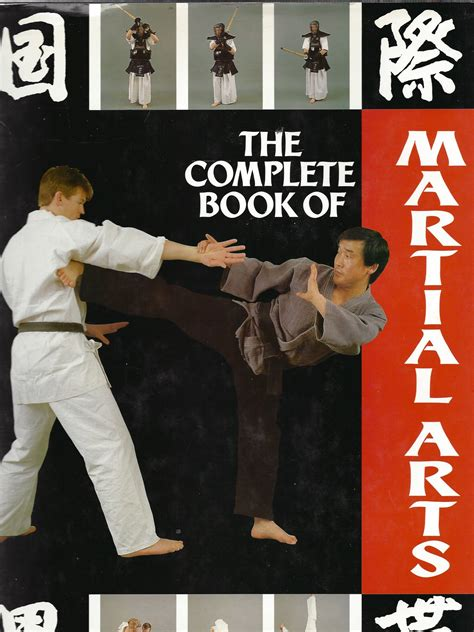 the complete martial artist books the complete book of martial arts sportsbooks