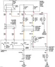 toyota rav4 wiring diagram the lights headlights