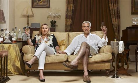 gogglebox posh couple fell off sofa gogglebox get to know the families on their sofas
