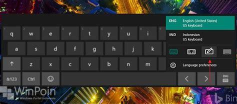 Keyboard 1 Jutaan cara mengaktifkan pen input di windows 10 winpoin
