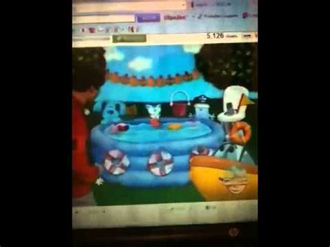 the boat float blue s clues the boat float youtube