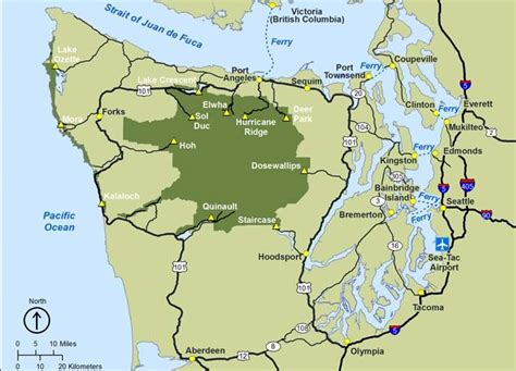 olympic national park trail map 17 best ideas about olympic national park map on