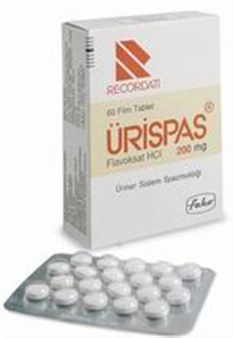 Obat Urispas Tablet urispas dosage