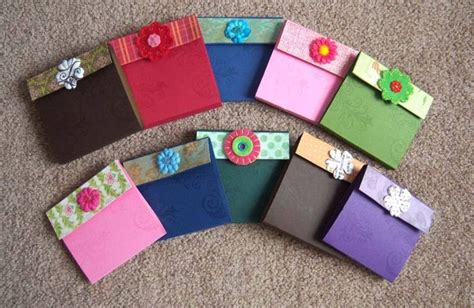 Post It Craft Paper - post it note holder paper crafts