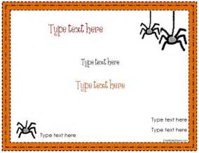 Halloween Costume Certificate Template Blank Certificates Halloween Certificate Template