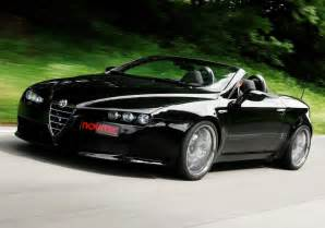 Alfa Romeo Spider 2009 2009 Alfa Romeo Spider 939 Pictures Information And