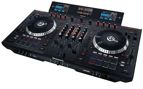 dj deck numark ns7iii 4 deck serato dj w screens pssl
