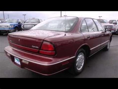1999 Oldsmobile 88 Problems Online Manuals And Repair