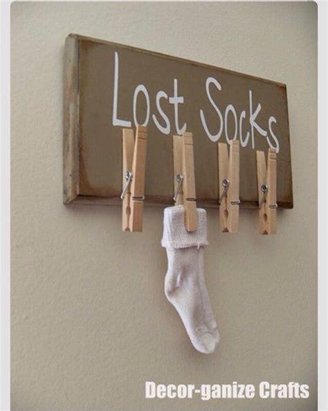 diy lost socks sign laundry room organizer lost socks trusper