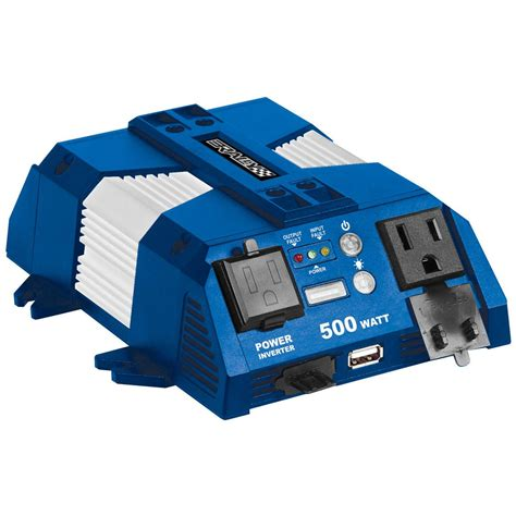 Power Bell 500 Watt rally 174 marine 500 watt power inverter 592226 power inverters at sportsman s guide