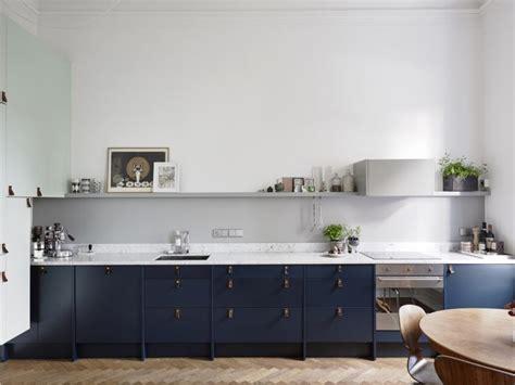 cuisine bleu marine la tentation d une cuisine bleue