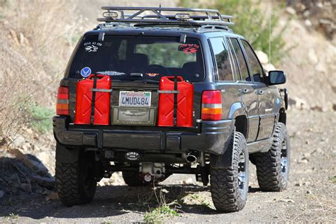 jeep gas can rack jeep gas cans rack