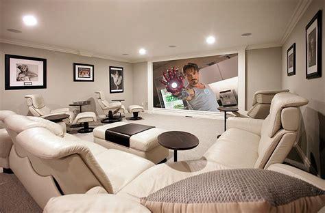 amazing basement home theatre ideas wow amazing