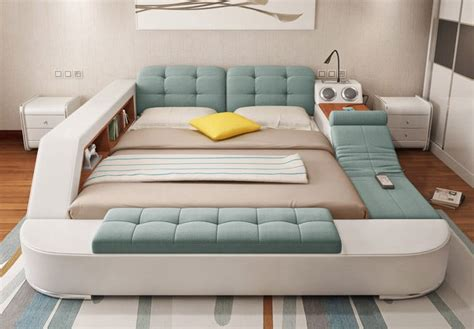 Cool Bed by This Cool Bed Is The Ultimate Of Multifunctional Furniture