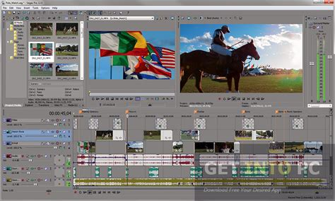 sony video editing software free download full version sony vegas pro 13 free download