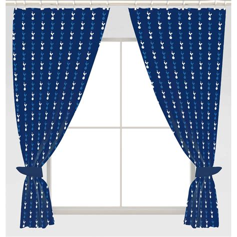 football curtains football curtains kids bedroom available in 54 quot 72