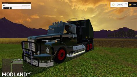 when is the truck 2015 truck scania 111 mod for farming simulator 2015 15 fs