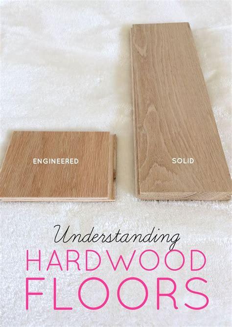 Understanding different types of hardwood flooring