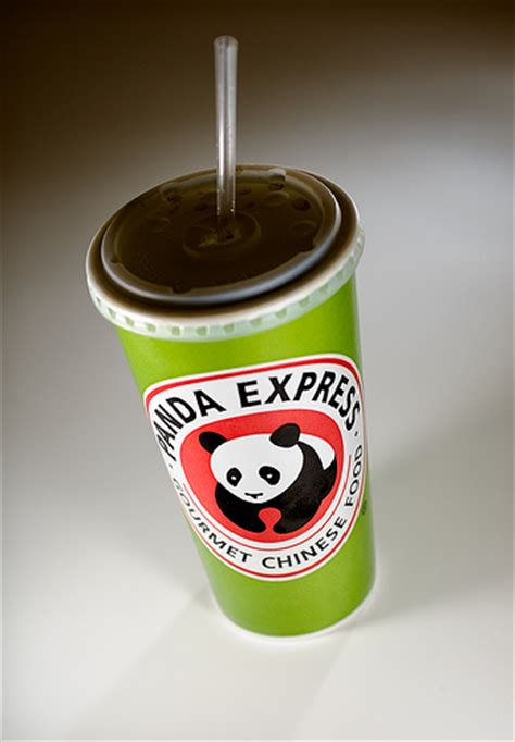 Panda Express Beverage - a photo on Flickriver 1 800 Contacts Order