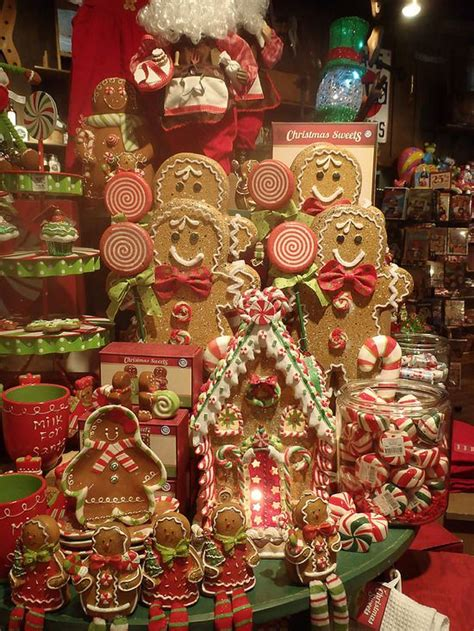 cracker barrel christmas decore 25 best ideas about gingerbread decorations on gingerbread decor