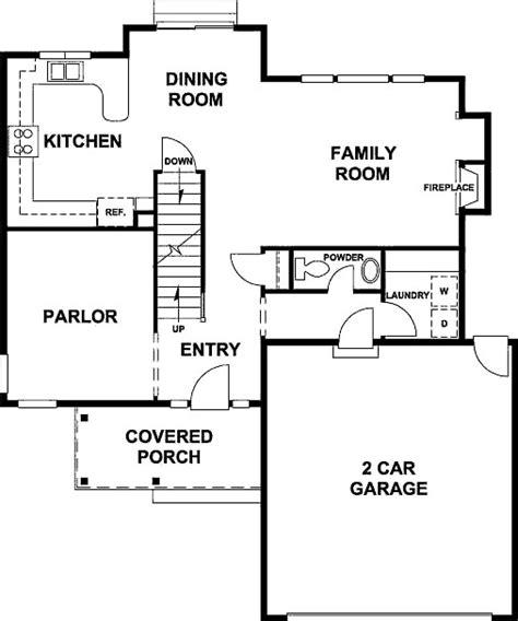 morgan homes floor plans morgan oak valley homes