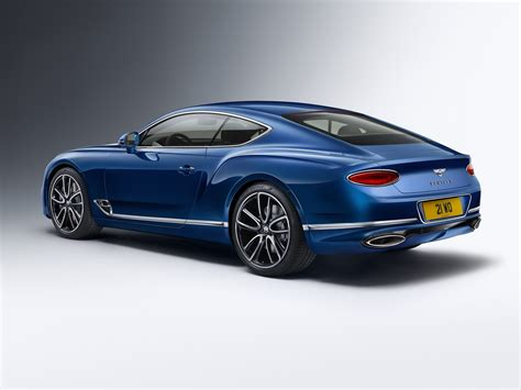 new bentley continental gt brings more power technology