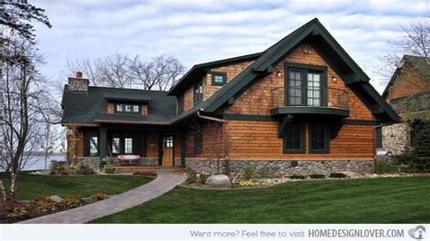 lake house plans with garage country lake house design