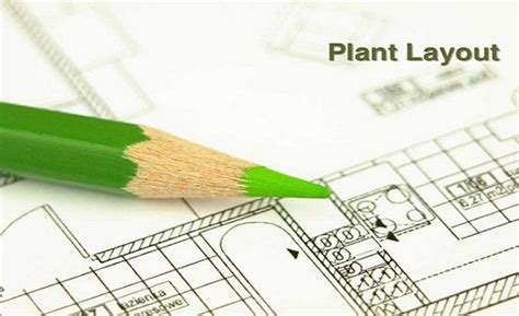 plant layout features plant layout design service lean manufacturing design
