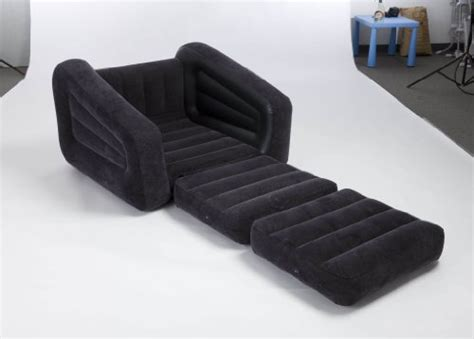 one person sofa bed intex one person inflatable pull out chair bed sofa bed