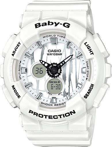 Casio Baby G Ba 120 Sp 1 ba120sp 7a baby g ba 120 series womens watches casio