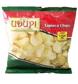 Tapioka Brand 500 Gram udupi tapioca chips 7 oz by for 2 68