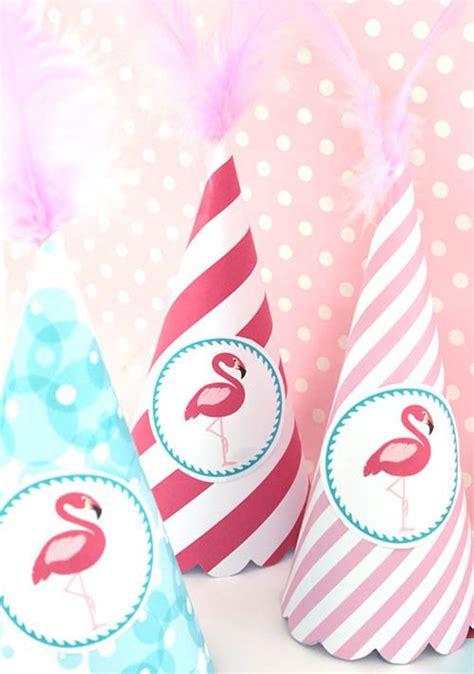 balloon flamingo hat tutorial flamingo hats using flamingo printable