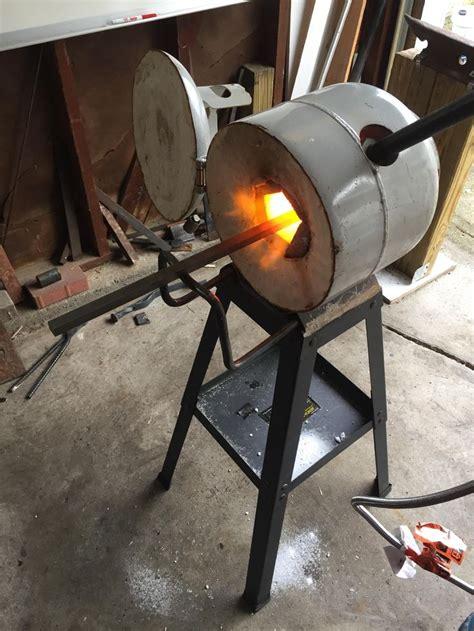 pin  neil mayhew   biz propane forge forging