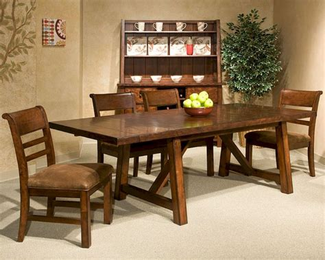 dining room sets ta fl intercon dining room set bench creek in bk ta 40104 rpn set