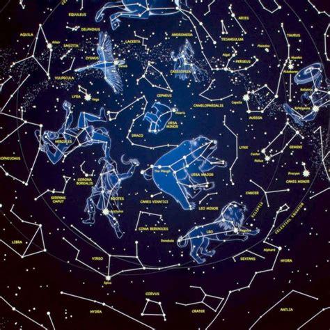 glow in the dark l glow in the dark star map silk art paper