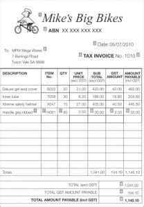 ato tax invoice template what is a tax invoice australia hardhost info