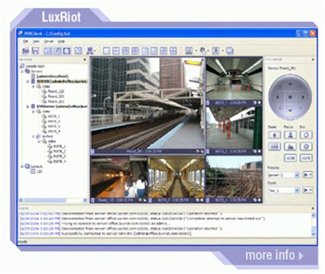 ip recording software luxriot digital recorder 2 0 2 free