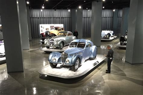 Auto Museum by The Coolest Cars Of The New Petersen Automotive Museum