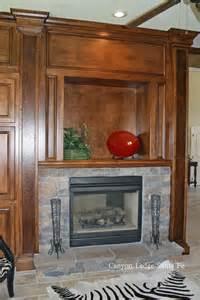 startling veneer fireplace decorating ideas