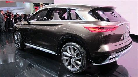 2019 Infiniti Suv Models by 2019 Infiniti Qx50 Rear View Concept Pins