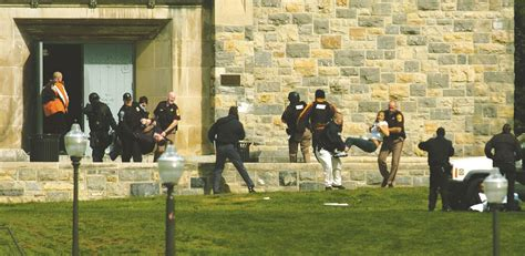 virginia tech shooting virginia tech shooting brought cus safety into