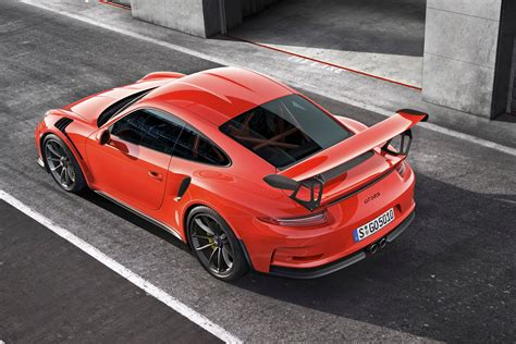 latest porsche new porsche 911 gt3 rs launched in geneva total 911