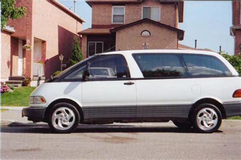 1992 Toyota Previa Whitejellybean 1992 Toyota Previa Specs Photos