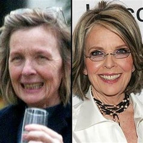 Diane Is Terrified Of Plastic Surgery by Diane Keaton Plastic Surgery Youthful Skin Or